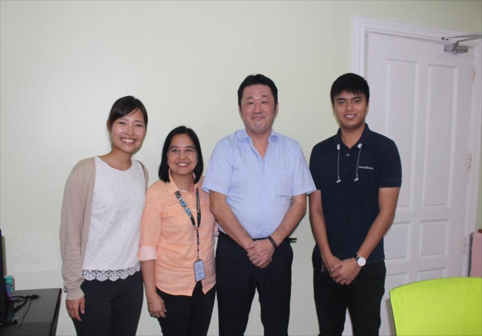 セブ島フォトウェディングの日本人&フィリピン人スタッフを紹介します