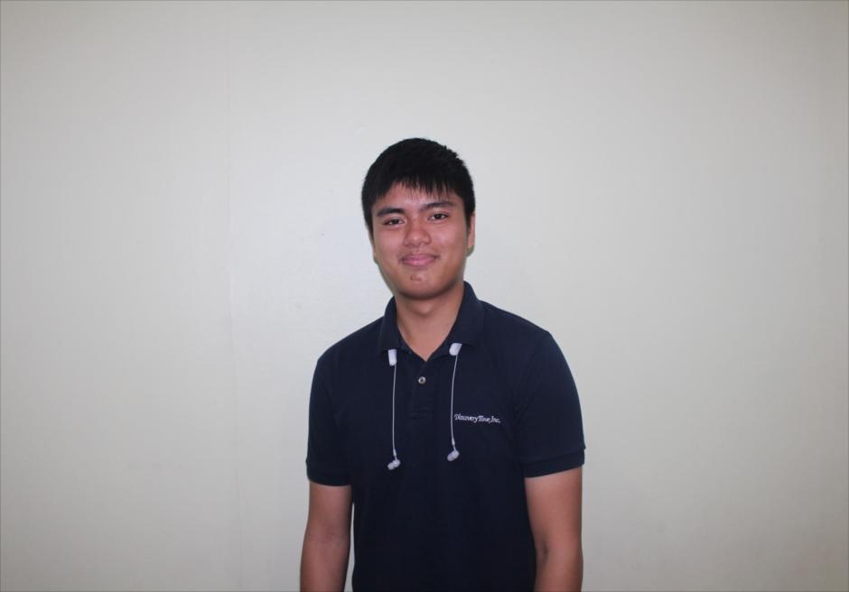セブ挙式前撮りを旅行でサポートするフィリピン人スタッフです
