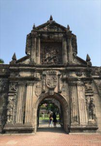 マニラ サンティアゴ要塞