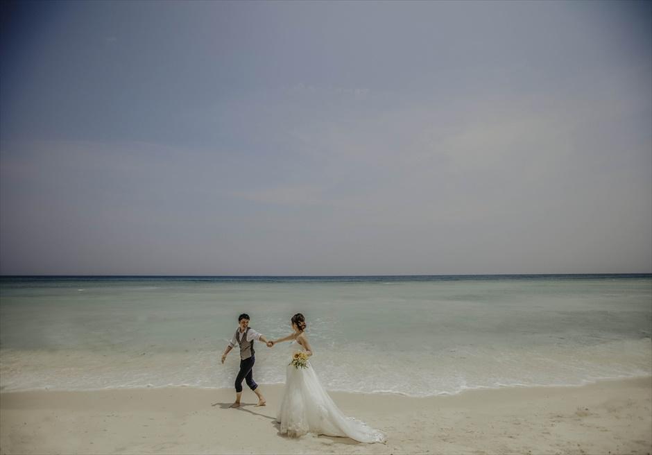 ボホール島 アマレラ・リゾートのビーチフォトウェディング
