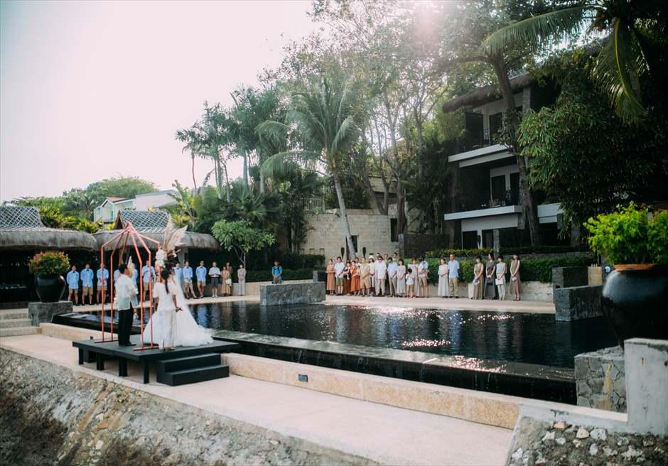 セブ結婚式 アバカ・リゾート 会場
