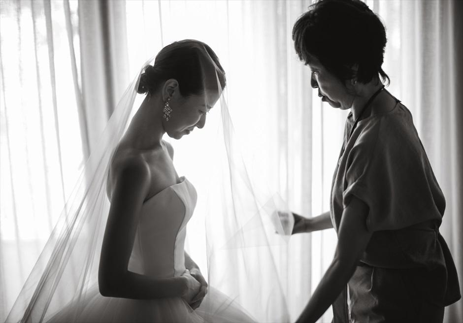 セブ島結婚式 オーダーメイド ベール