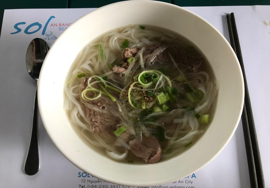 ベトナム ソル・アン・バン・リゾート 朝食