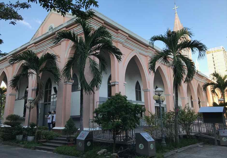 ベトナム ダナン大聖堂 フォト ロケーション