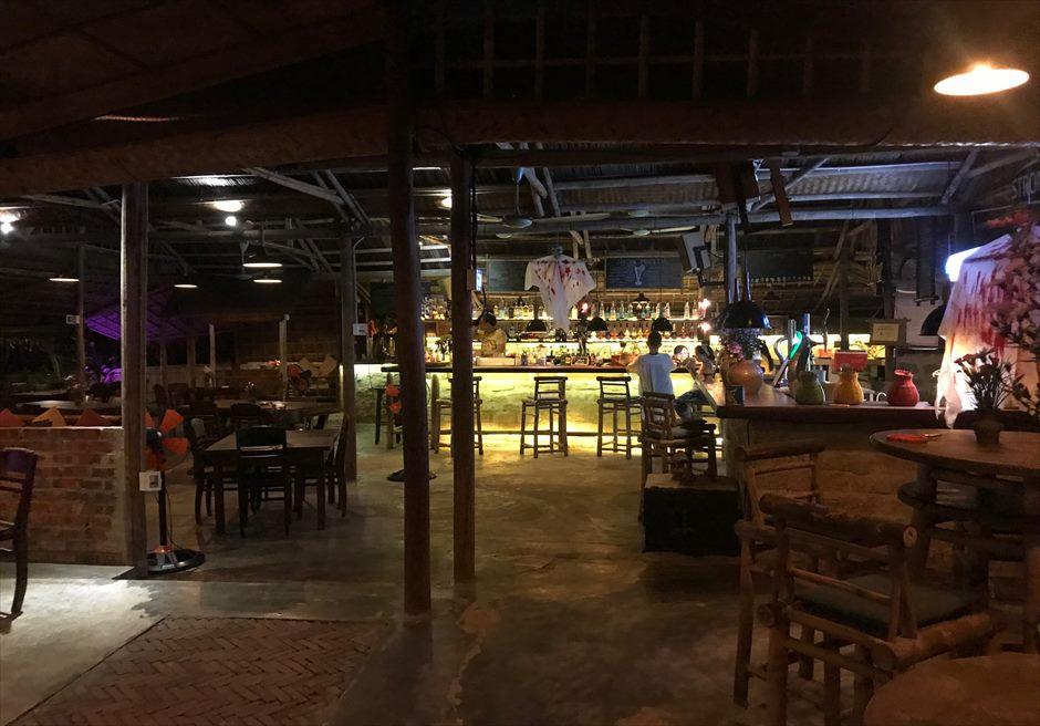 ベトナム ダナン おすすめレストラン soul kitchen restaurant 内装