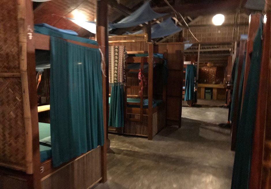 ベトナム Under The Tree Coconut Tree Home Stay