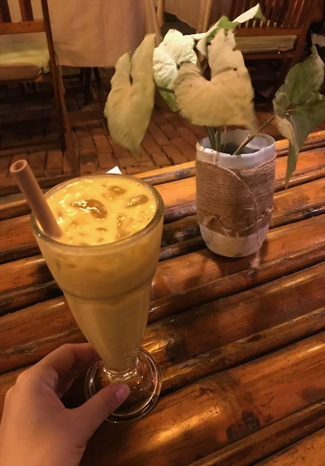 ベトナム アン・バン・ビーチ レストラン