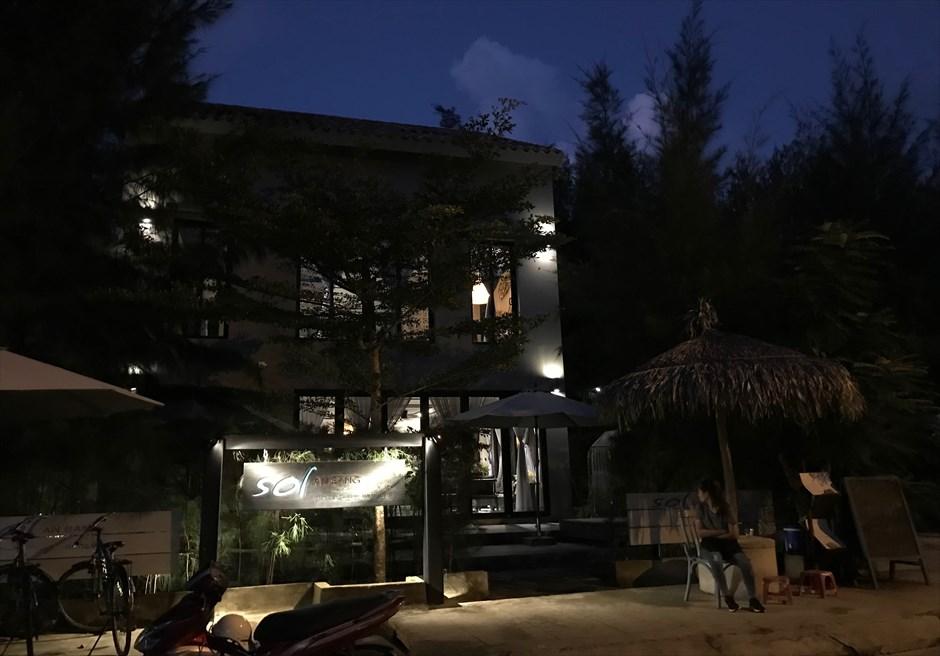 ベトナム ダナン ソル・アンバン・ビーチ・リゾート