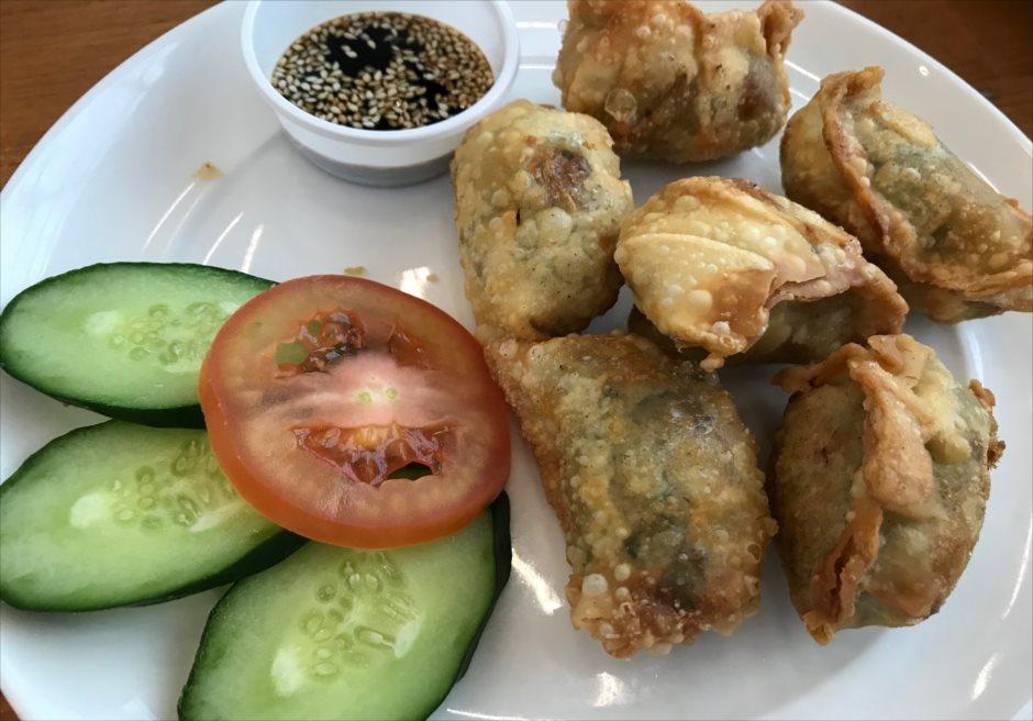 ベトナム ダナン空港 国内線ターミナル内レストラン