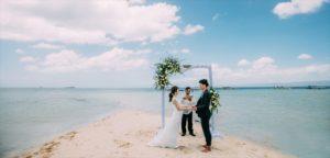 セブ島結婚式 セブ2人挙式 前撮り