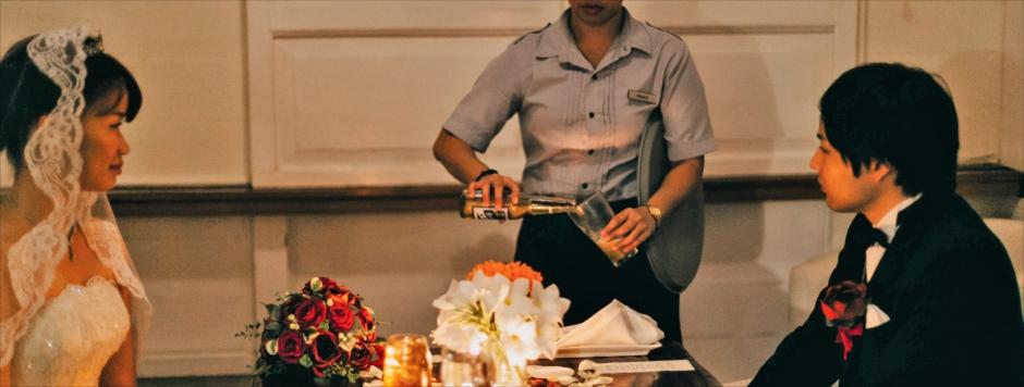 セブ島結婚式 セブ島挙式 シルカ1900 ロマンティックディナー