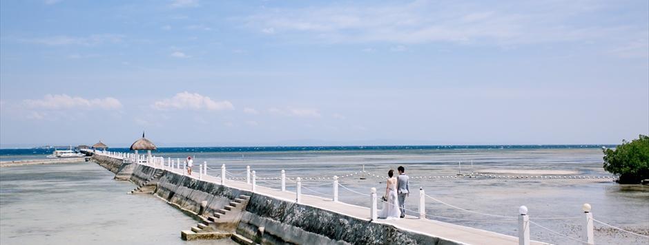 セブ島フォトウェディング セブ前撮り セブ島挙式 パシフィック・セブ・リゾート